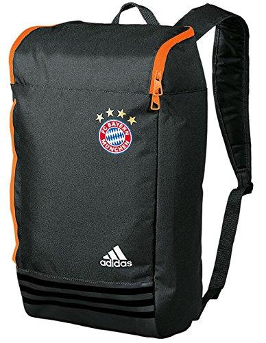 2016-2017 Bayern Munich Adidas Backpack (Solid Grey) - Buy Online in ... eb14abb33ca3d
