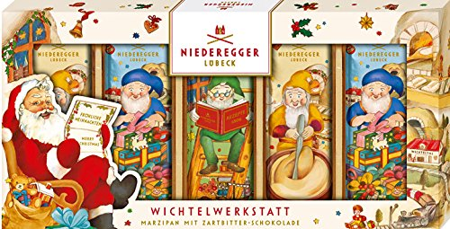 Niederegger Elves' Workshop (Wichtelwerkstatt) 175g/6.3 Oz