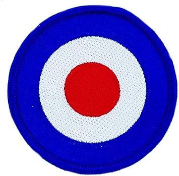 Patch Ecusson bordada Lambretta Mod Mods The Who Target UK ...