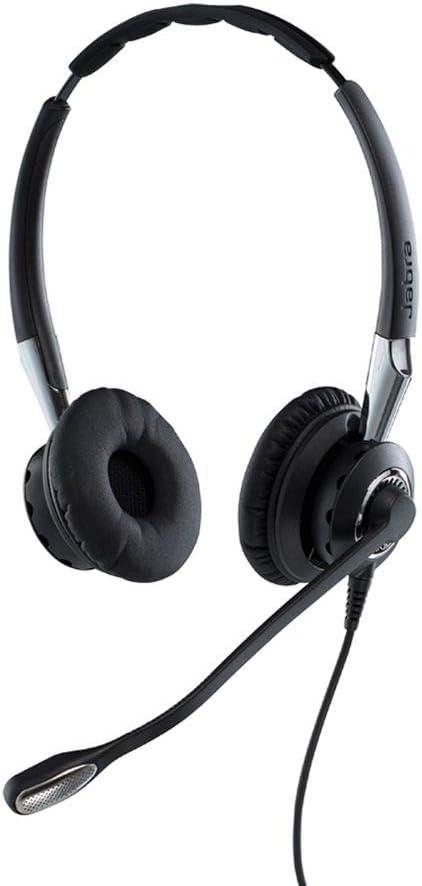 Jabra Biz 2400 Ii Usb A Bt Ms On Ear Stereo Headset Computers Accessories