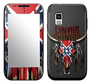 Zing Revolution MS-LS20274 Lynyrd Skynyrd - Bull Cell Phone Cover Skin for Samsung Fascinate Galaxy S (SCH-I500)