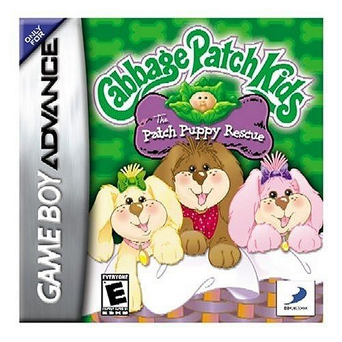 Cabbage Patch Kids: Patch Puppy Rescue - Game Boy Advance by D3 Publisher
