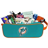 NFL Travel Case- Toiletry Bag with Embroidered Logo