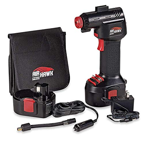 Air Hawk Pro - As Seen On TV Cordless Portable Air Compressor by AHP