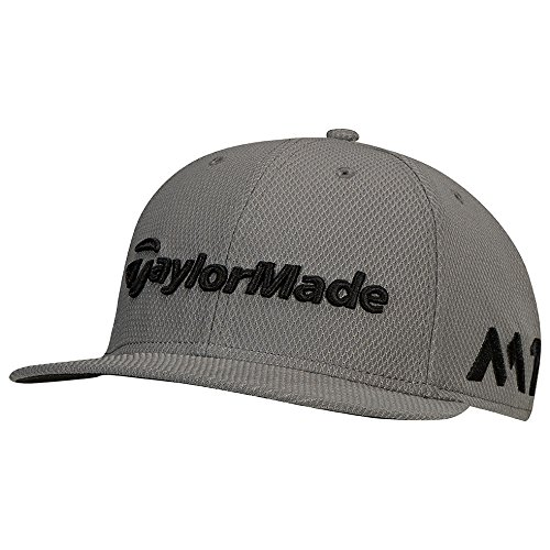 de3f1c7017638 TaylorMade Golf 2017 tour new era 9fifty hat grey 888167499819