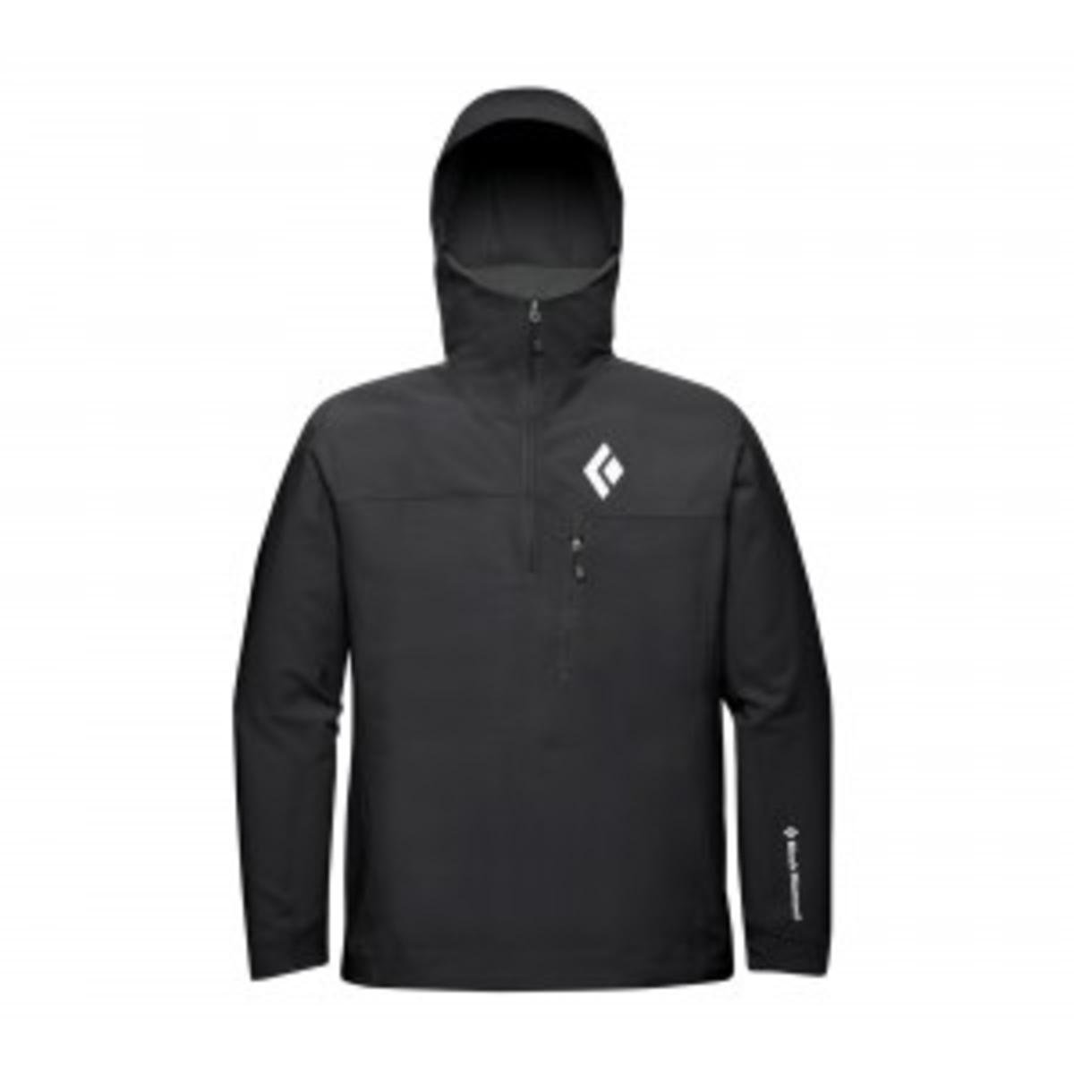 Black diamond stack jacket