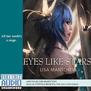 Eyes Like Stars Audiobook