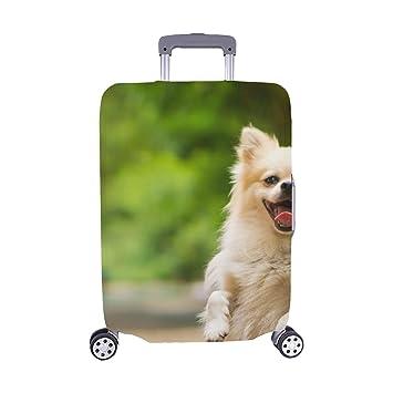 (Solo Cubrir) Happy Dog Trolley Funda de Viaje Maleta Protectora para Maletas de Viaje