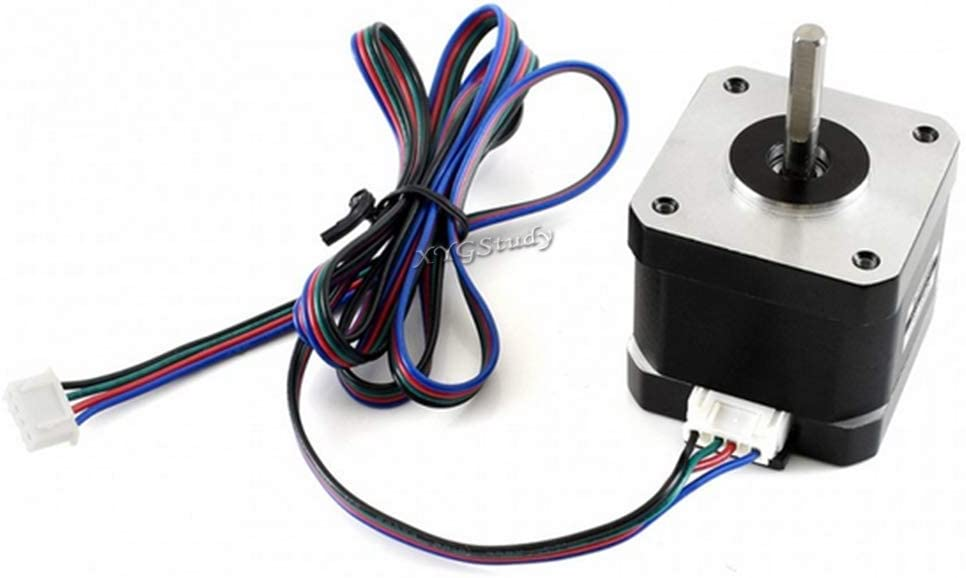 Two-Phase Stepper Motor XYGStudy SM24240 Compatible Driver SMD258C and Stepper Motor HAT