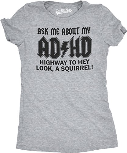 Top 5 Best Adhd Tshirt For Women For Sale 2017 Best
