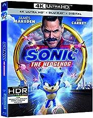 Sonic the Hedgehog (4K UHD + Blu-ray + Digital)