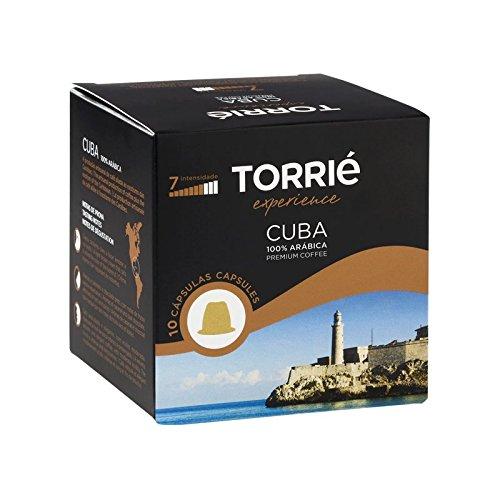 (TORRIE - CUBA - NESPRESSO ORIGINAL LINE COMPATIBLE - 10 CAPSULES x 4 (Count 40 Capsules))