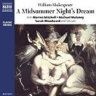 A Midsummer Night's Dream (Dramatized) Hörspiel von William Shakespeare Gesprochen von: Warren Mitchell, Michael Maloney, Sarah Woodward