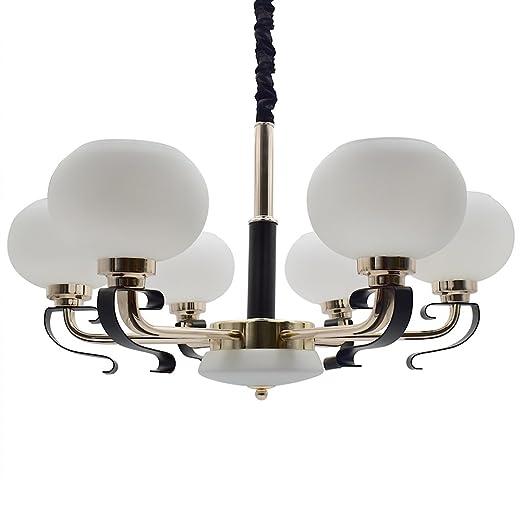Amazon.com: PAMA - Lámpara de techo colgante para cocina, 5 ...