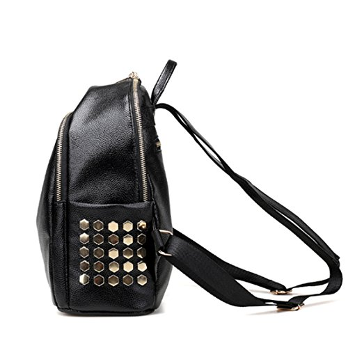 FOLLOWUS - Bolso mochila  para mujer, azul (azul) - G72339B negro