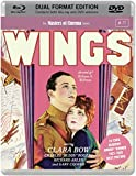 Wings ( 1927 ) (Blu-Ray & DVD Combo) [ NON-USA FORMAT, Blu-Ray, Reg.B Import - United Kingdom ]