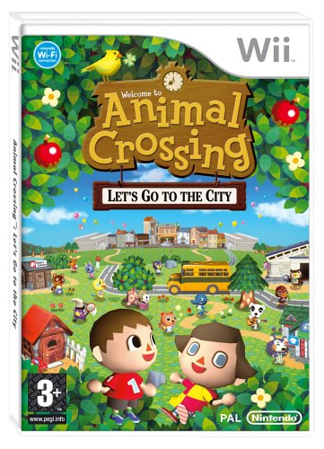 Animal Crossing: Let's Go To The City (Wii): Wii: Amazon co uk: PC