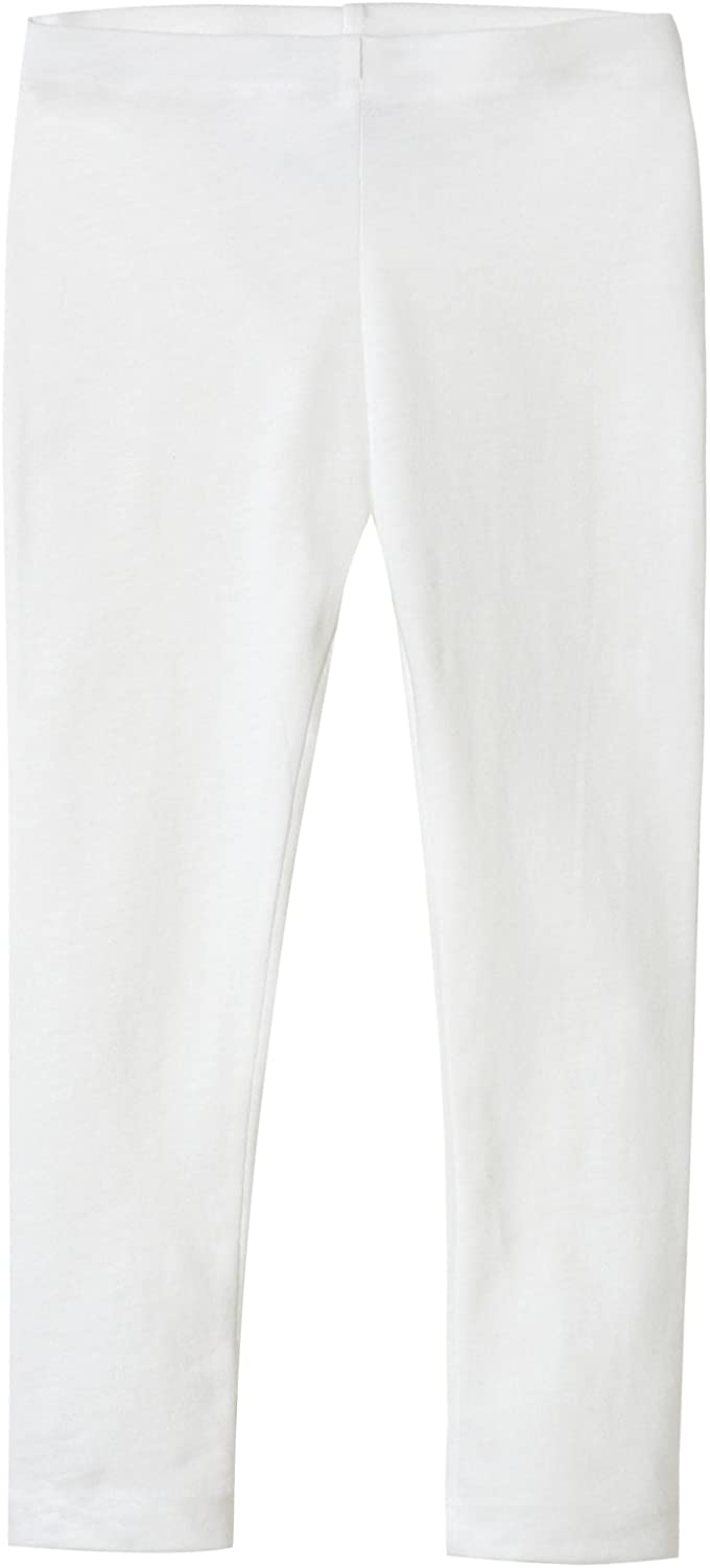 City Threads Girls' Leggings in 100% Cotton for School Uniform or Play - Made in USA!: Clothing