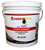 Rubberseal Liquid Rubber Waterproofing and Protective Coating -- Roll On