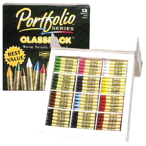 els 12 Assorted Colors Portfolio Series (Pastel Bins)