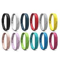 12 Colors Fitbit Flex 2 Band, BeneStellar Bracelet Strap Replacement Band for Fitbit Flex 2