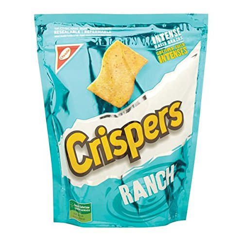 Crispers Christie Ranch, 175g/6.17 Ounces 1 Bag Total {Imported from Canada}