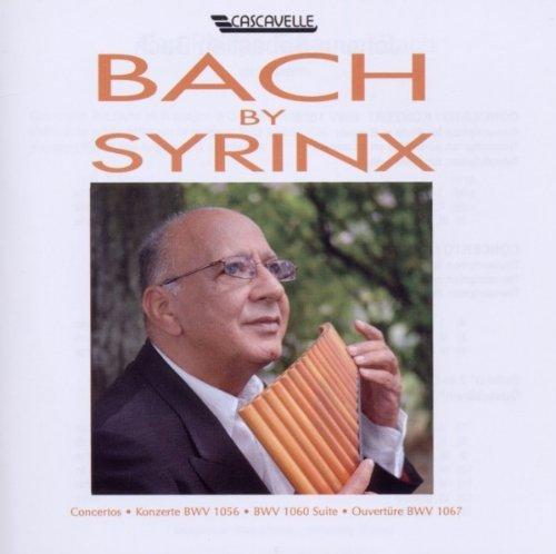 Flute Concertos plays on Panpipes - Simion Stanciu Syrinx (Simion Syrinx Stanciu)