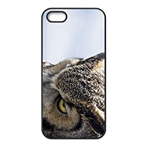 The Night Owl Hight Quality Plastic Case for Iphone 5s by Maris's Diary