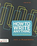 How to Write Anything and LaunchPad