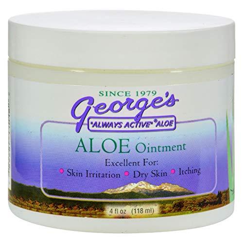 (George's Always Active Aloe Ointment -- 4 fl oz )
