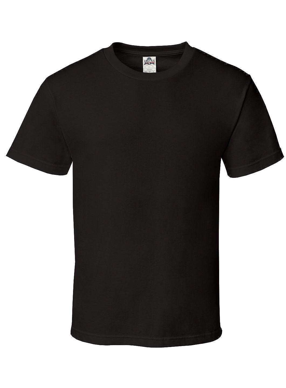 69dac2c5 Amazon.com: AlStyle Apparel AAA Plain Blank Men's Short Sleeve T-Shirt  Style 1301 Crew Tee: Clothing
