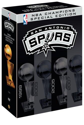 San Antonio Spurs -1999-2007 NBA Champions Special Edition ()