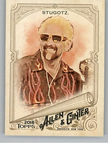 2018 Allen and Ginter #202 Stugotz Sports Talk Radio Card - GOTBASEBALLCARDS Topps Allen and Ginter