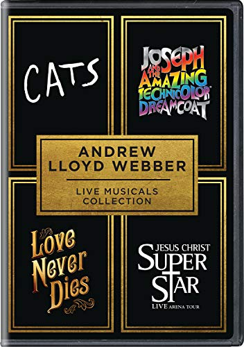 Andrew Lloyd Webber: Live Musicals Collection (Collections Lloyds)
