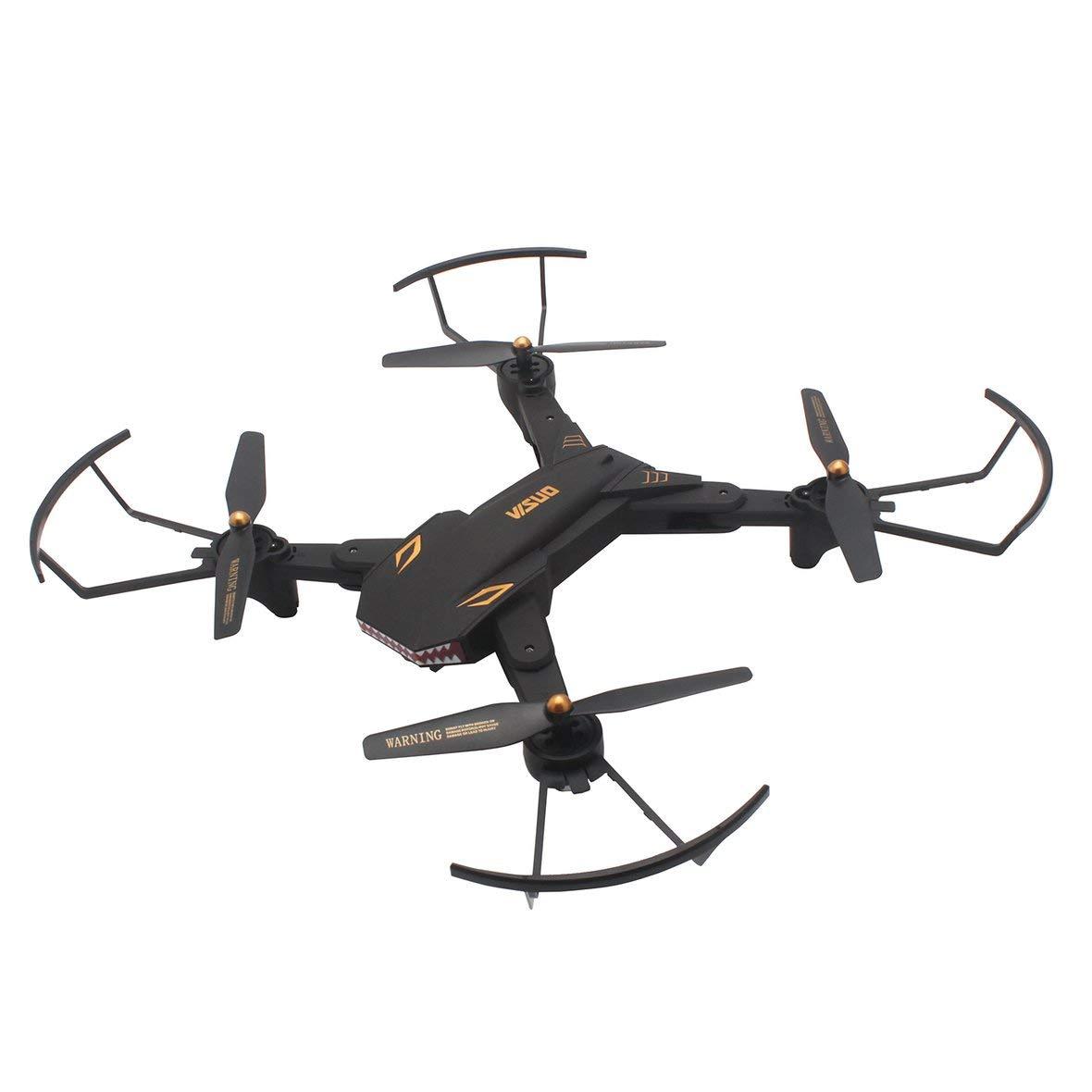 ToGames VISUO XS809S RC Drone WiFi FPV Selfie Cámara Altitude Hold Modo Headless Plegable One Key Return 3D Flip Quadcopter