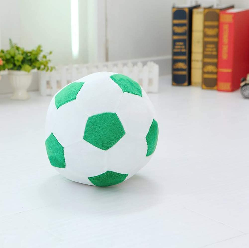 R.S. Creativo Dibujos Animados Fútbol Almohada Juguete De Peluche ...