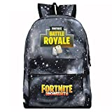 Fortnite Cartoon Backpack Hot Game Backpack School Bags for Boys and Girls Review
