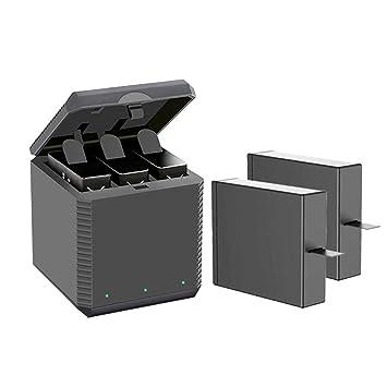 jinclonder Cargador de batería para los Accesorios de la ...