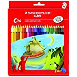 Staedtler Luna 24-Shade Coloured Pencil Set