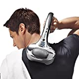 Brookstone Max 2 Cordless Dual-Node Percussion Massager