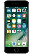 Apple iPhone 7 AT&T 128 GB (Jet Black) Locked to AT&T
