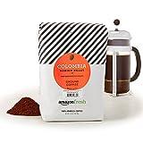 AmazonFresh Colombia, 100% Arabica Coffee, Medium Roast, Ground, 32 Ounce