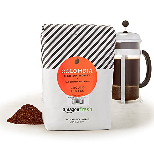 AmazonFresh Colombia Arabica Coffee Medium product image