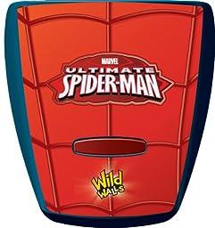 Uncle Milton - Spider Man Wild Walls - Light and Sound Room Decor