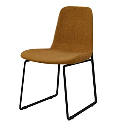 Amazon Com Dining Chairs Seat Chair Armchair Leisure Office Living