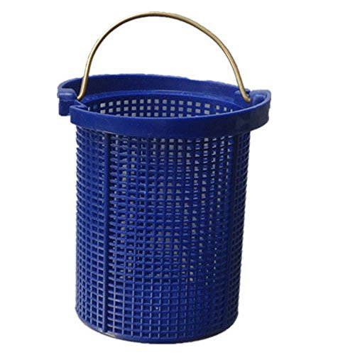 Sta Rite Strainer (Pentair C108-33P Trap Strainer Basket w/ Metal Handle Replacement For Sta-Rite Pool and Spa Pump)