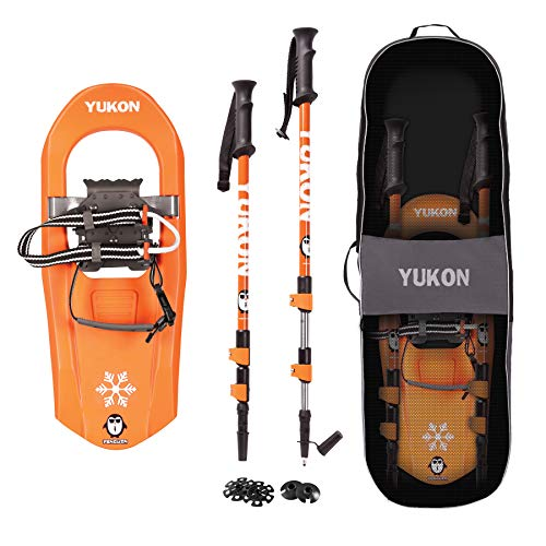 (Yukon Charlies Penguin Youth Molded Snowshoe Kit)