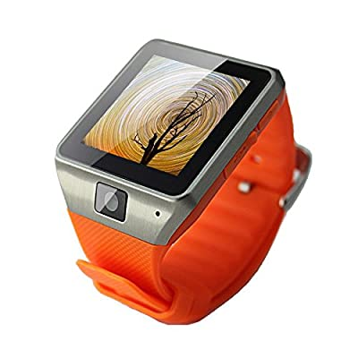 Veezy Gear Bluetooth Smart Watch WristWatch Phone Mate For IOS Android