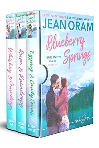 Do you love heartwarming romances? Get swept away by the series that has won readers over!This special bundle contains the first THREE books in this addictive & fun series by New York Times bestselling Jean Oram. Grab it today and get ready to st...