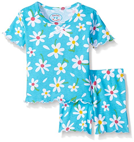 Saras Prints Girls Fitted Pajamas